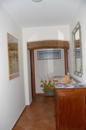 Agriturismo La Coccinella: piano camere