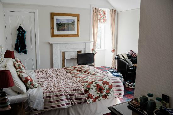 Moraydale Guest House: unser Doppelzimmer