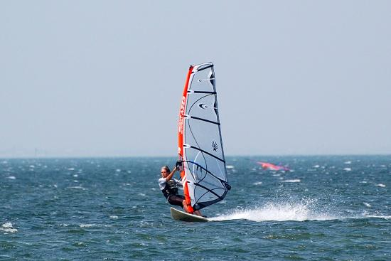Windsurf the Boatyard
