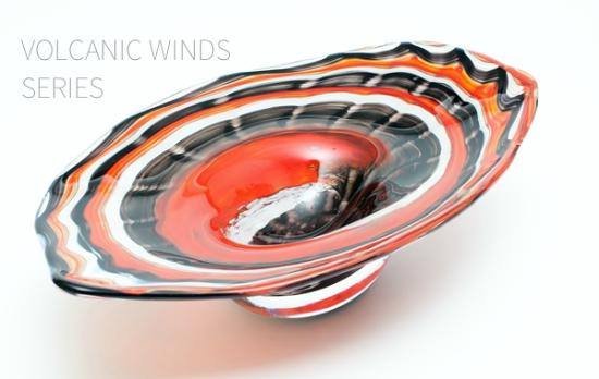 Weymouth, UK: glass bowl I have made