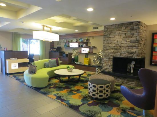 Fairfield Inn St. George: Lobby