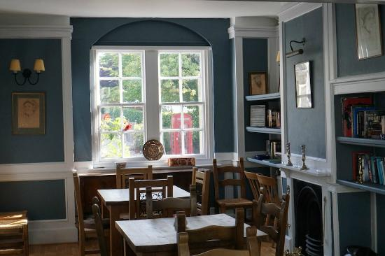 Hindon, UK: Dining Area - generally unoccupied