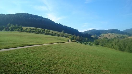 Fischerbach, Allemagne : 2icht op de vallei