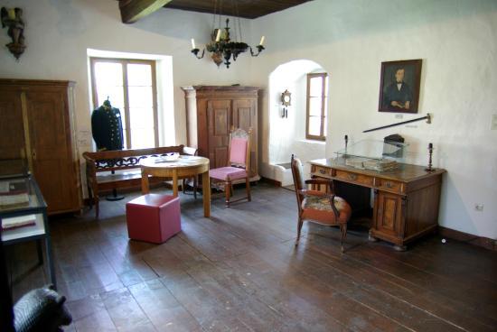Gailtaler Heimatmuseum, Schloss Moderndorf