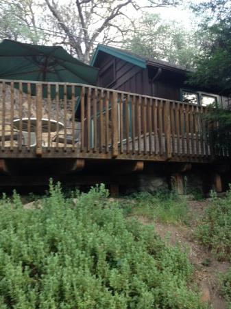 Three Rivers, CA: Columbine Cabin