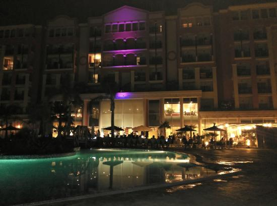Bonalba Golf Resort & Spa: esperando el concierto de indi