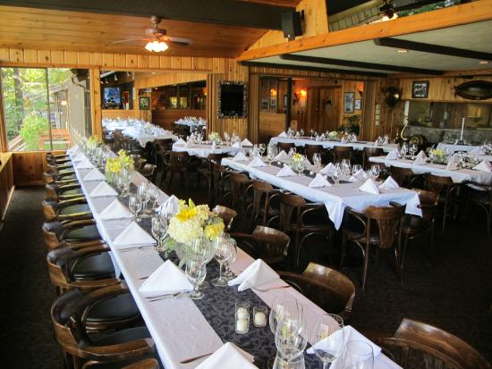 Priest Lake, ID: Award wining restaurant and home to the best Huckleberry Pie