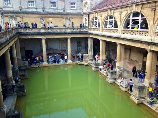 One Day In Bath