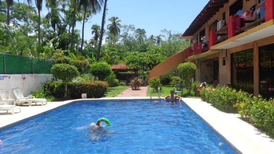 Hotel JB La Ropa: la piscina