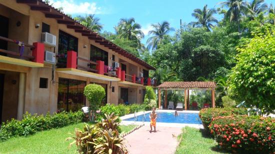 Hotel JB La Ropa: las habitaciones
