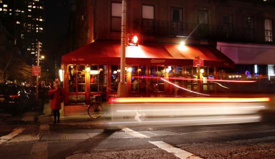Dorrian S Red Hand Restaurant