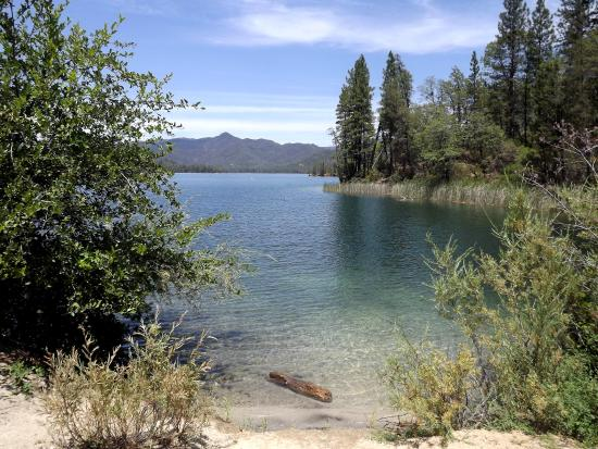 Historical camden house picture of whiskeytown shasta for Whiskeytown lake fishing