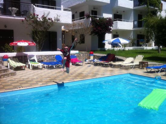 Bild Von Amalia Apartments Koukounaries