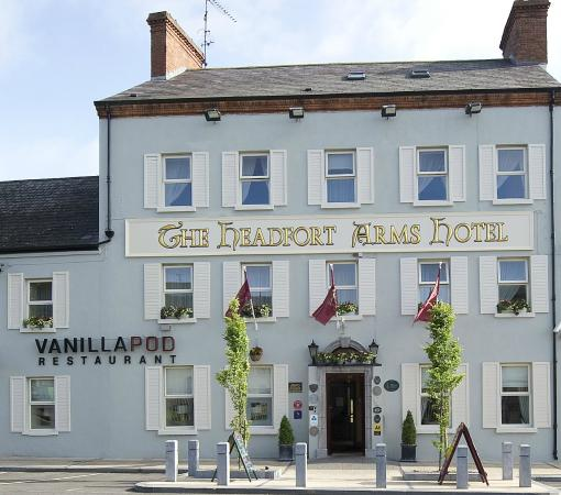 County Louth, Irlanda: Headfort Arms Hotel - Local Produce Menus