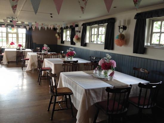Vintage Theme Wedding Reception Picture Of The Fox Inn