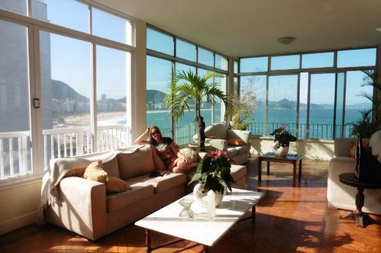 Rio Guest House ( Marta's Guest House): 1ère étage