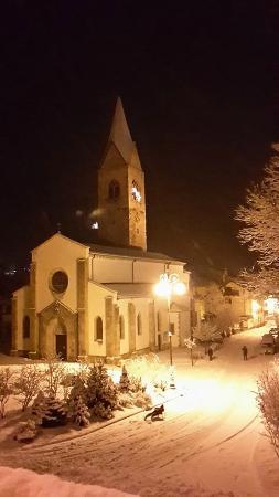 Pontebba, Italien: E che dire a Natale?