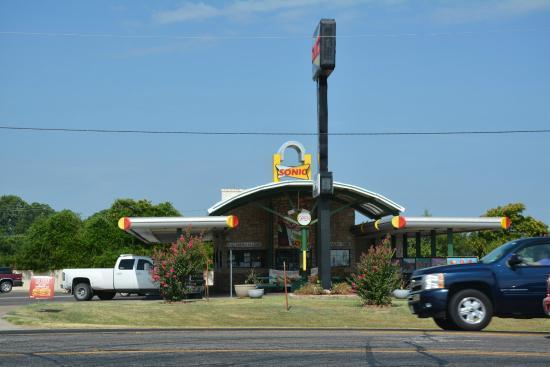 Whitesboro, TX: Sonic Drive In