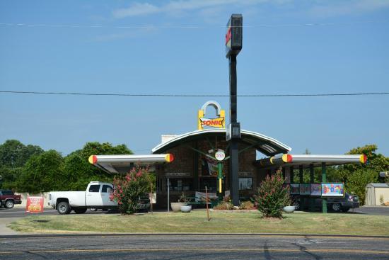 Whitesboro, Τέξας: Sonic Drive In