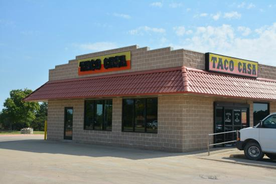 Whitesboro, Τέξας: Taco Casa