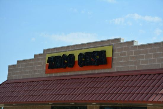 Whitesboro, تكساس: Taco Casa