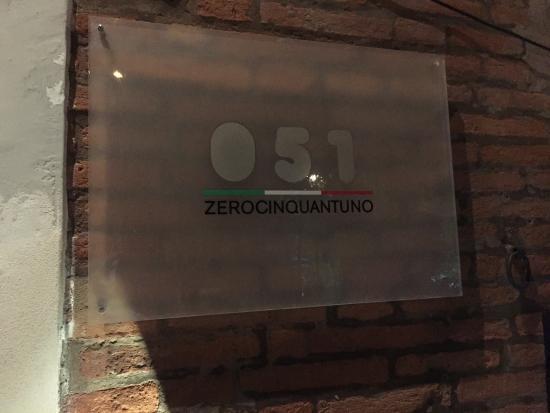 ristorante 051 zerocinquantuno bologna performing - photo#49