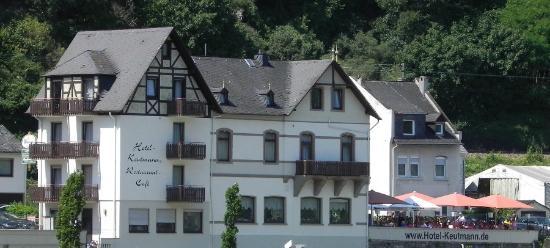 Hotel and Restaurant Keutmann