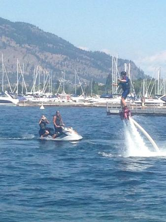 Canadian Jetpack Adventures