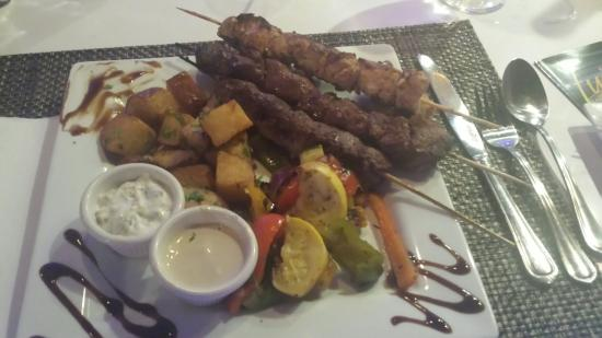 Dinner Picture Of Fusion Restaurant Bar Mcdonough Tripadvisor