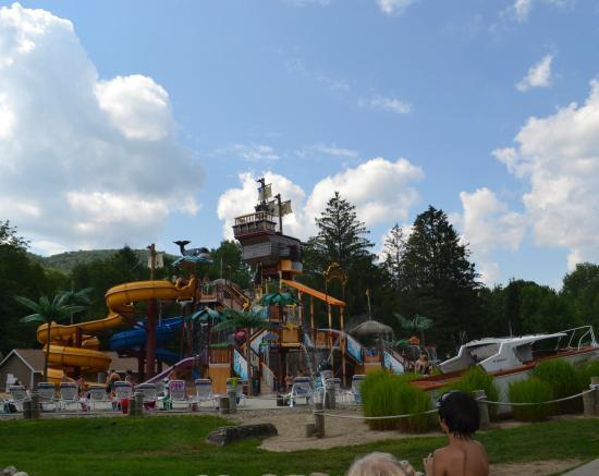 Whales Tale Waterpark : Splash park