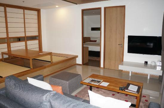 Japanese-style penthouse - Picture of Eastin Tan Chiang Mai, Chiang ...