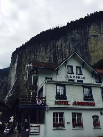 Hotel Jungfrau Lauterbrunnen: photo0.jpg