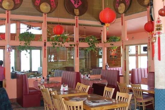 bamboo garden interior