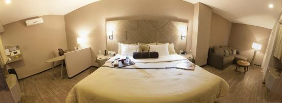 Hotel Glowpoint- Mulza: INNOVATION SUITE