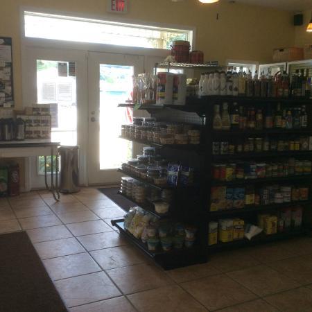 New Lebanon, نيويورك: Grocery