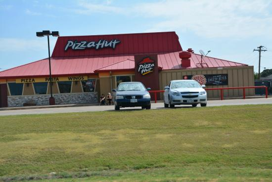 ‪‪Whitesboro‬, تكساس: Pizza Hut‬