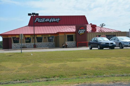 Whitesboro, Τέξας: Pizza Hut