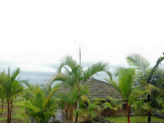 Majestic Lodge: volcano view