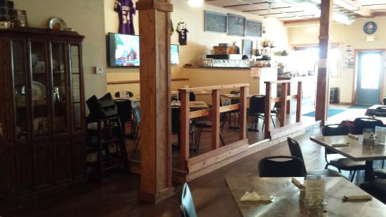 Kadoka, Dakota del Sur: New Seating Area