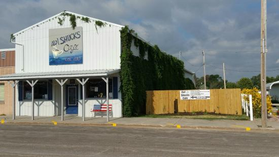 Kadoka, Dakota del Sur: Aw! Shucks Cafe