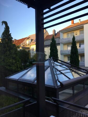 Hotel Zollamt: balcony