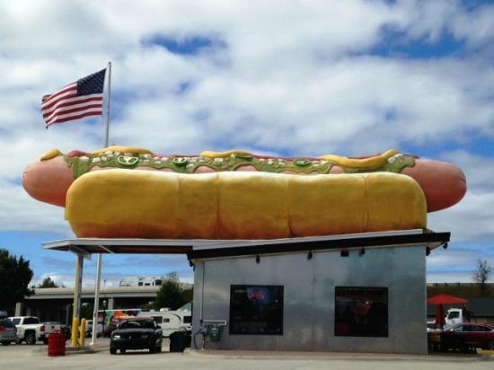 Mackinaw City Hot Dog