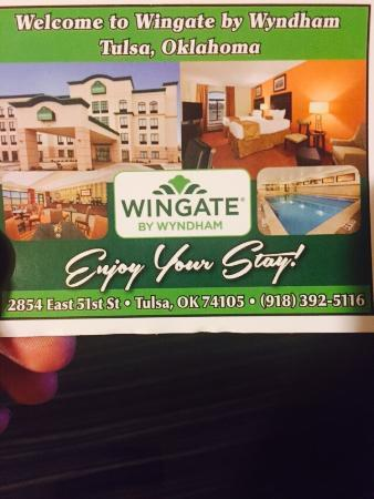 Wingate By Wyndham Tulsa : photo0.jpg