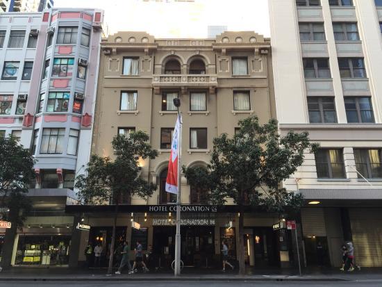 Hotel Coronation Foto