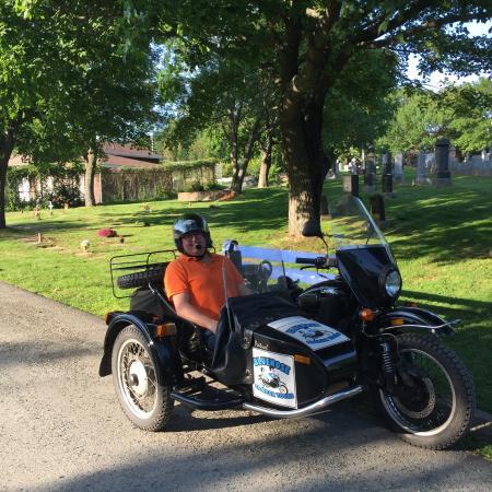Foto de Bluenose Sidecar Tours