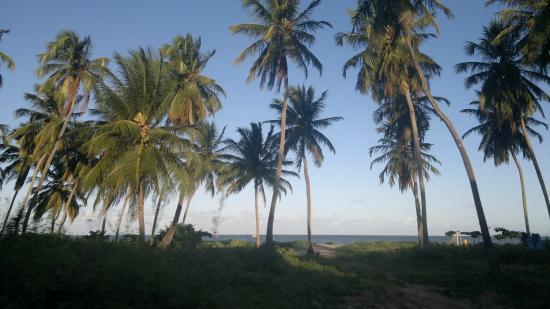 Japaratinga Beach: Japaratinga