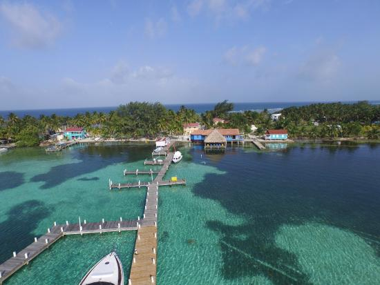 Blue Marlin Beach Resort: Island View