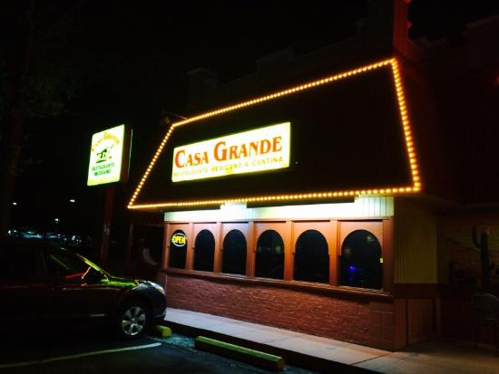 Casa Grande Mexican Restaurant Richmond Va