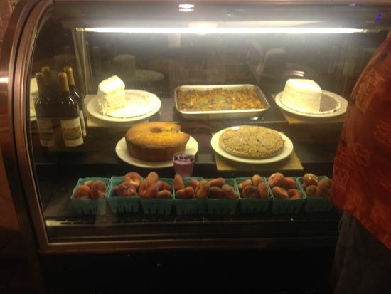 Mullica Hill, Nueva Jersey: desserts at the Blueplate