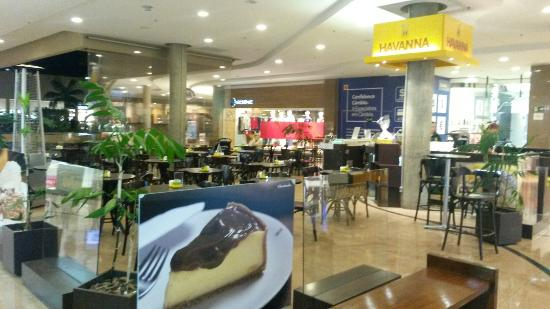 Havanna Cafe - Galleria Shopping